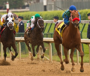 Horse racing is not fun or beneficial to horses.